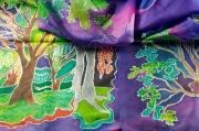Coole park scarf