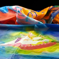 Maritime scarf