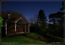 the hunting lodge at Ashford. john mc hugh
